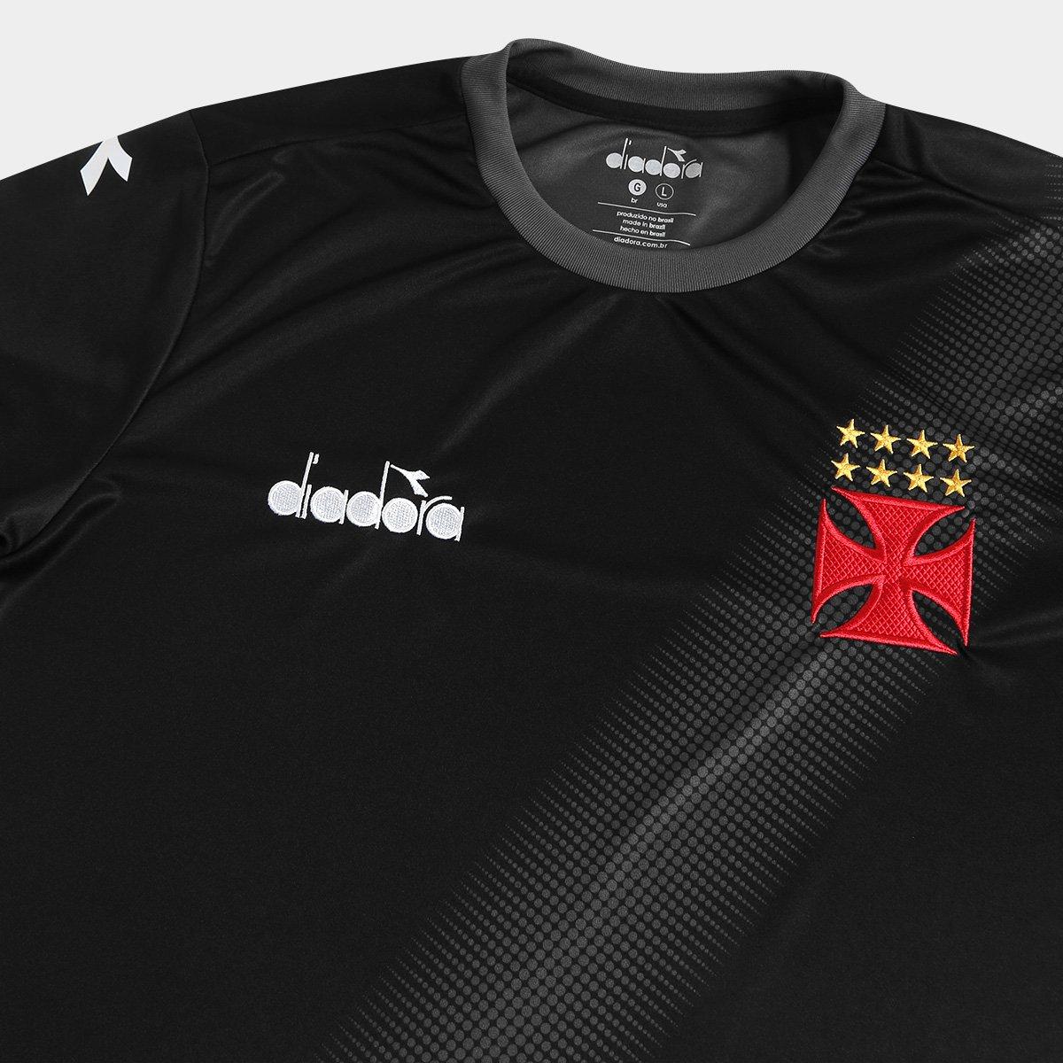 c2c583d79d Camisa Vasco Aquecimento 2018 Diadora Masculina - Tam: M - Shopping ...