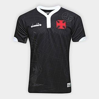 9ba8f413e1 Camisa Vasco III 2018 s n° - Torcedor Diadora Masculina