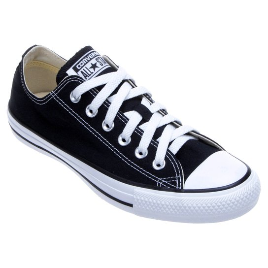 8e416256e4 Tênis Converse ALL STAR CT AS Core OX - Preto - Compre Agora
