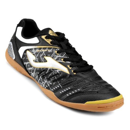 c328849562 Chuteira Futsal Joma Bessa - Preto - Compre Agora