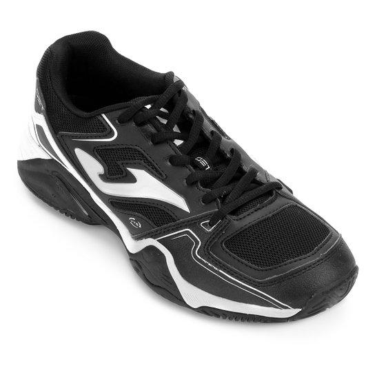 c5fc337faf Tênis Joma Set Men All Courtn Masculino - Preto - Compre Agora ...