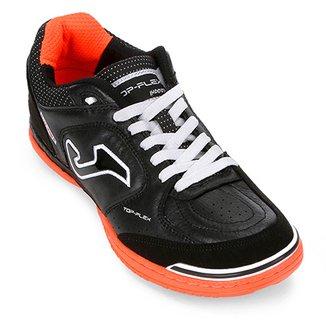 34f051e502e Chuteira Futsal Joma Top Flex IN