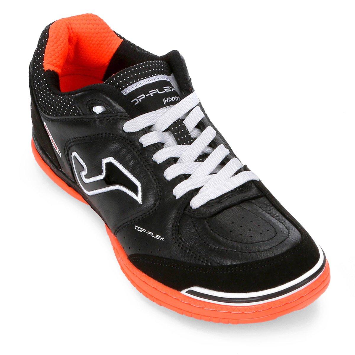 Chuteira Futsal Joma Top Flex IN 0d8cf94f471b1