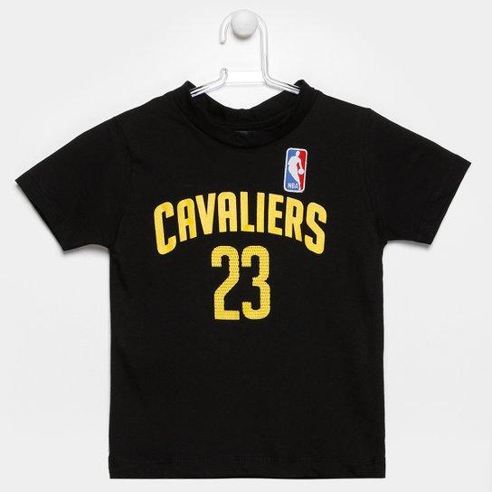 cfb1e01ca Camiseta NBA James 23 Infantil - Compre Agora