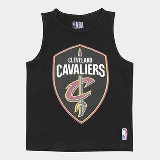 f191d8584f Regata NBA Infantil Mini Cleveland Cavaliers Masculina