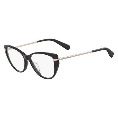 Armação De Óculos Longchamp Lo2629 001 Feminino