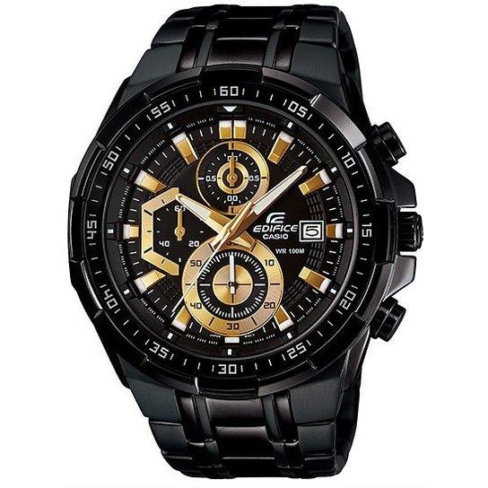 6844bb74305 Relógio Casio Edifice Efr-539Bk-1Av - Compre Agora