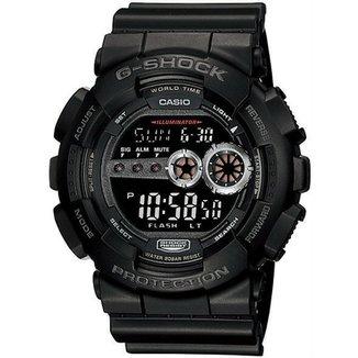 306ad300813 Relógio Casio G-Shock Gd-100-1Bdr