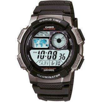 Relógio Casio AE-1000W-1B 15dbe4a6458