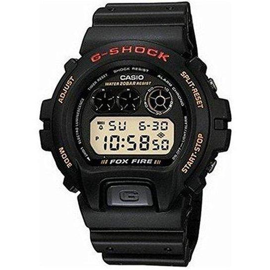 4e662391fbe Relógio Casio G-Shock DW6900-1V 50mm - Compre Agora