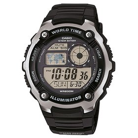 869c72ddfed Relógio Casio Ana-Digi AEQ-110W - Compre Agora