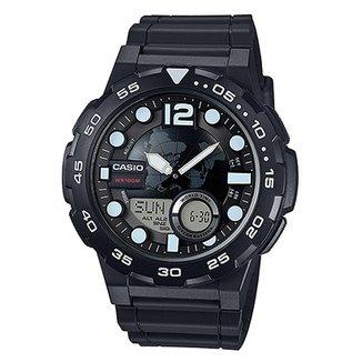 a21dfaecda0 Relógio Casio Ana-Digi AEQ-100W