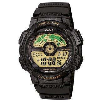 f599766539d Relógio Casio Digital AE-1100W-1BVDF