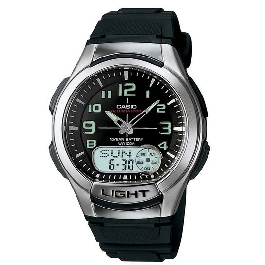 fc284a1365f Relógio Masculino Casio Analogico Digital Esportivo - Compre Agora ...