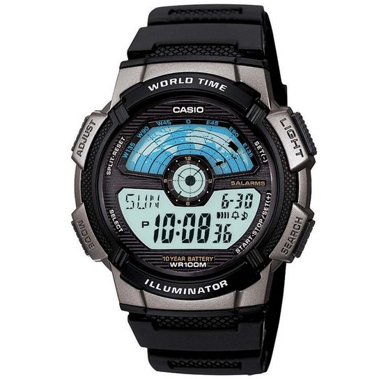 4040301fcd3 Relógio Masculino Casio Digital Esportivo - Compre Agora