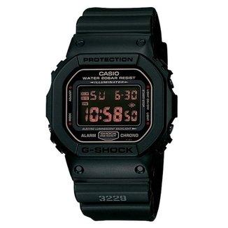 8fba07475d0 Relógio Casio Digital Masculino G-Shock - DW-5600MS-1DR