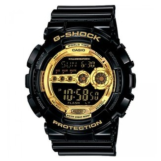 b12ad64a137 Relógio Casio Digital Masculino G-Shock - GD-100GB-1DR