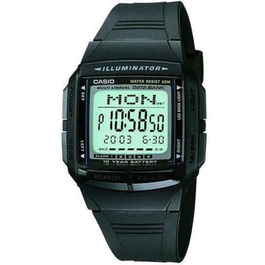 71f31f88930 Relógio Masculino Casio Digital Vintage - Db-36-1Avdf - Compre Agora ...