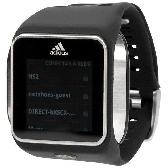 0bd387b7017 Relógio Adidas Micoach Smart Run G76792 - Compre Agora