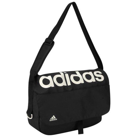 5f8405537 Bolsa Adidas Messenger ESS Linear | Netshoes