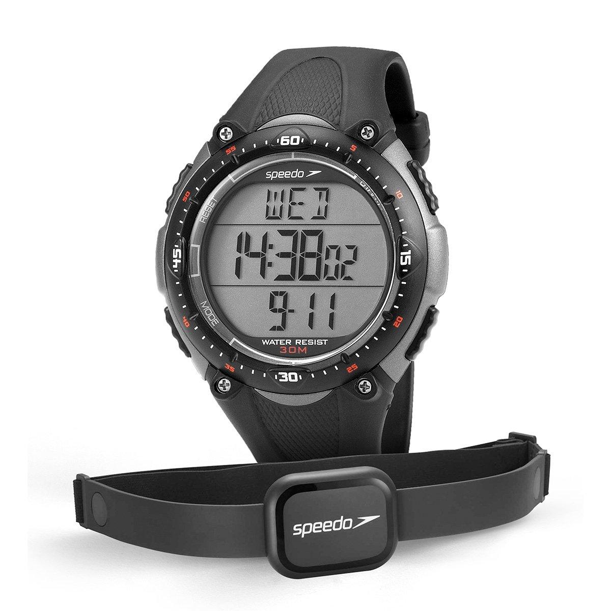 Monitor Cardíaco Speedo Jest 80565G0EPNP