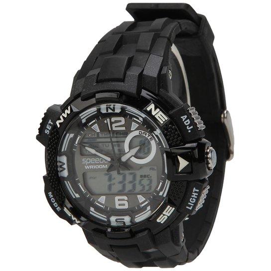 90f142ebbdb Relógio Speedo Tristan 65048G0ETNP - Compre Agora