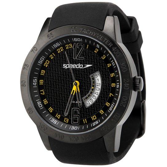 9bd3603faaf Relógio Speedo Analógico Bahal - Preto