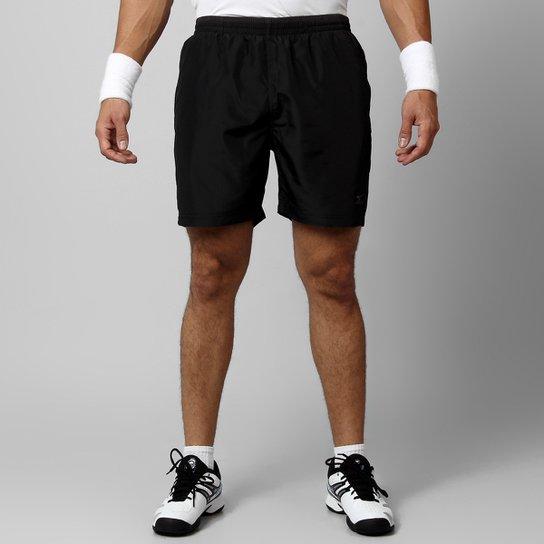 b280f4bdec Bermuda Mizuno Master Fitness Masculina - Preto - Compre Agora ...