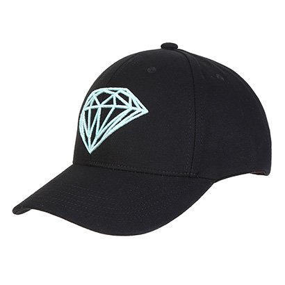Boné Diamond Aba Curva Baseball