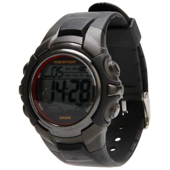 3fbb2a68d9c Relógio Timex Marathon T5K64 - Compre Agora