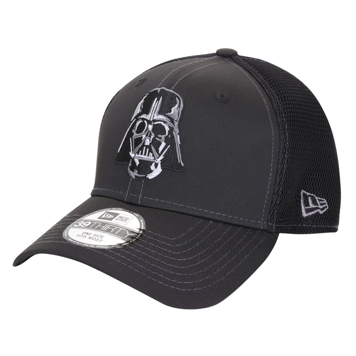 Boné New Era Aba Curva Star Wars Darth Vader