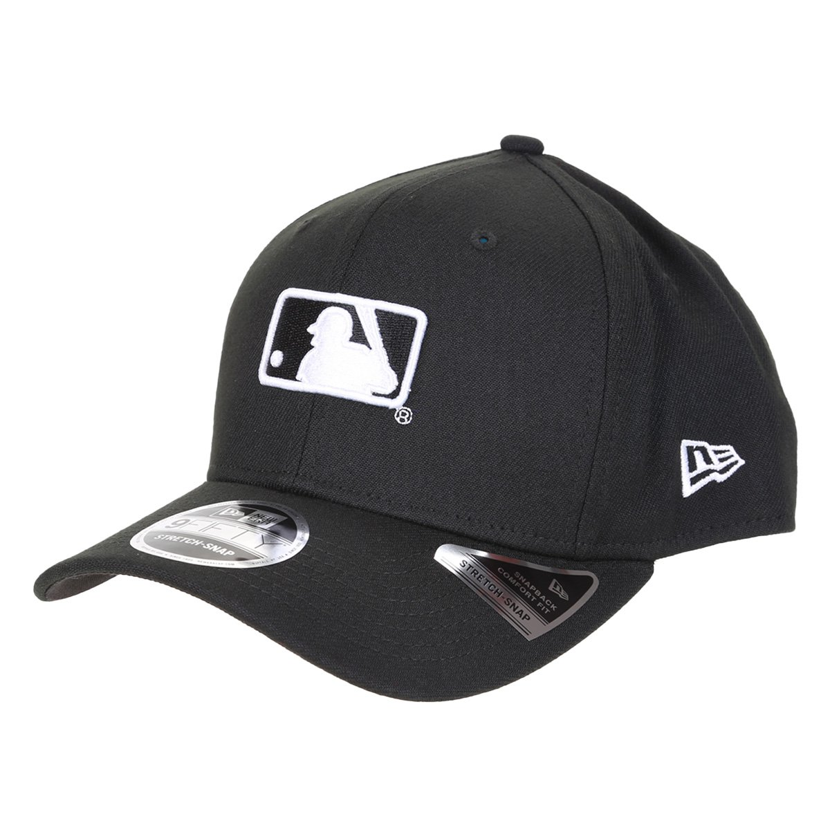 Boné New Era MLB  Aba Curva Snapback Rave Space Glow In The Dark 9Fifty