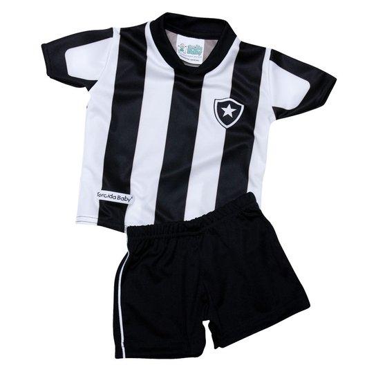 Conjunto Torcida Baby Botafogo Ref  031Ss - Compre Agora  c3449bb299945