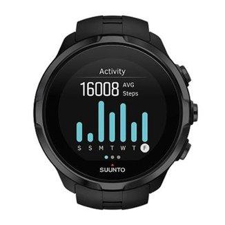 350bccc46e0 Relógio Suunto Spartan Sport All Black WristHR + GPS