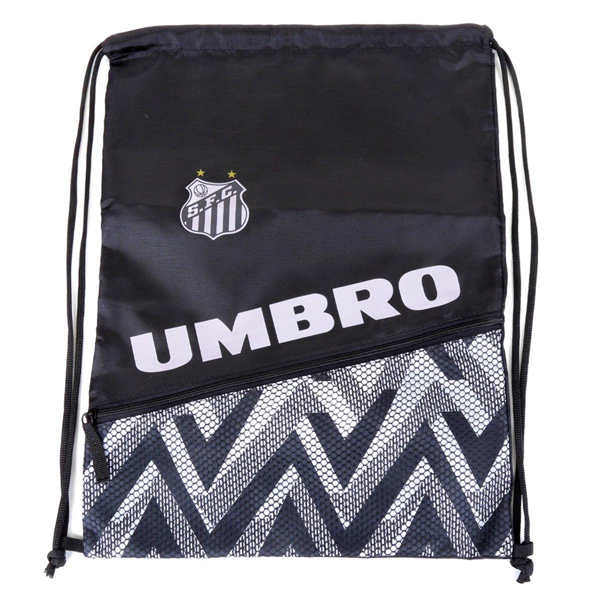 Sacola Santos Umbro Clubes 2021 Gym Sack