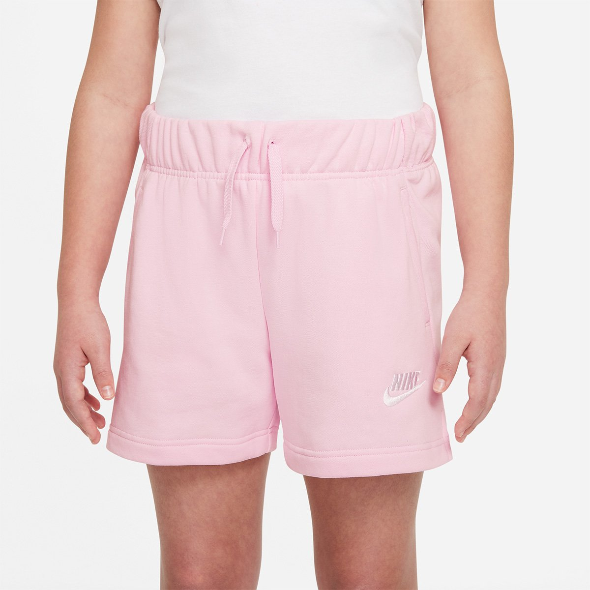 Short Infantil Nike Sportswear Club Feminino