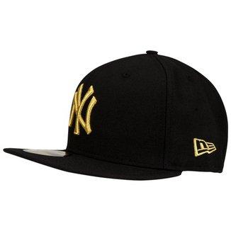 Boné New Era 5950 New York Yankees 7a45b5b2a53