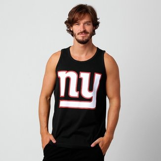 35f7b9353 Camiseta Regata New Era NFL Basic New York Giants