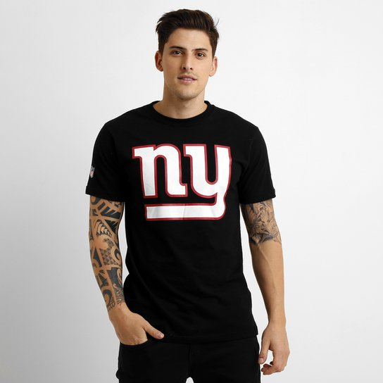 71f7eff05e Camiseta New Era NFL New York Giants - Compre Agora