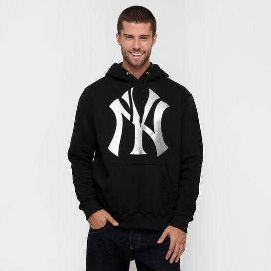 Moletom New Era MLB New York Yankees c  Capuz - Compre Agora  e3436974499