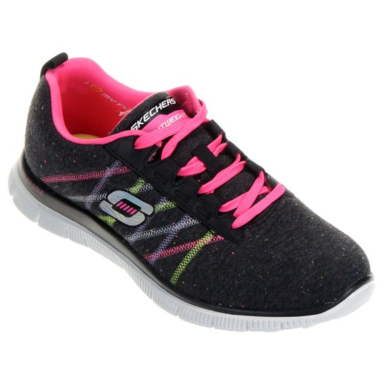 44f2203ade0 Tênis Skechers Flex Appeal Miracle Work - Compre Agora