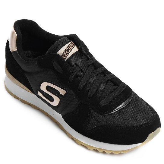 6648fa8be14 Tênis Skechers Retros-Og 85-Goldn G - Compre Agora