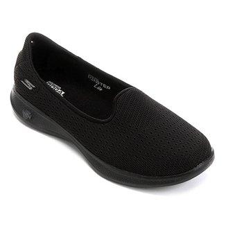 6e8cc31a49b23 Sapatilha Skechers Go Step Lite Origin Feminina