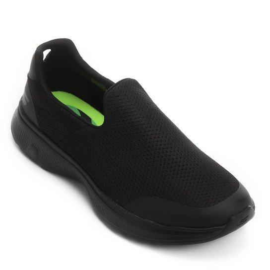 8a31883bcfe Tênis Skechers Go Walk 4 - Incredible - Preto - Compre Agora