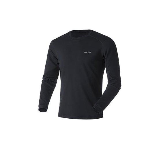 1e5a8b3e42 Blusa Solo X-Thermo Ds T-Shirt - Preto - Compre Agora