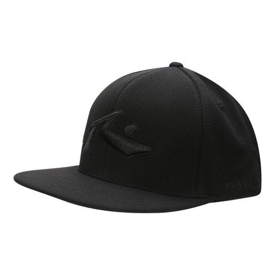 Boné Rusty Aba Reta Chronic Black - Compre Agora  441e0b30c33