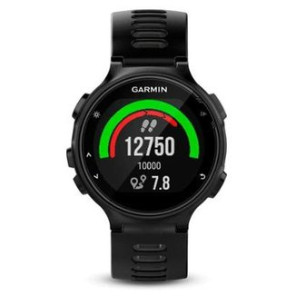 Relógio Esportivo Garmin Forerunner 735XT Preto e Cinza com GPS e Monitor  Cardíaco 8d3e2b5657