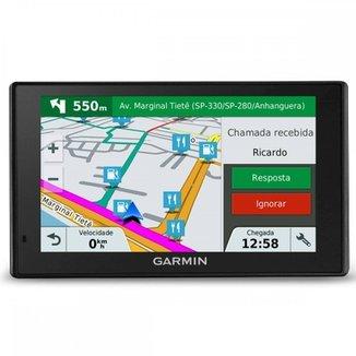 GPS Automotivo Garmin DriveAssist 50LM 9723854fce5