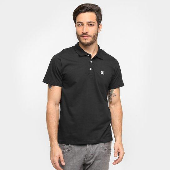 Camisa Polo DC Shoes Star - Compre Agora  53510f32f4678