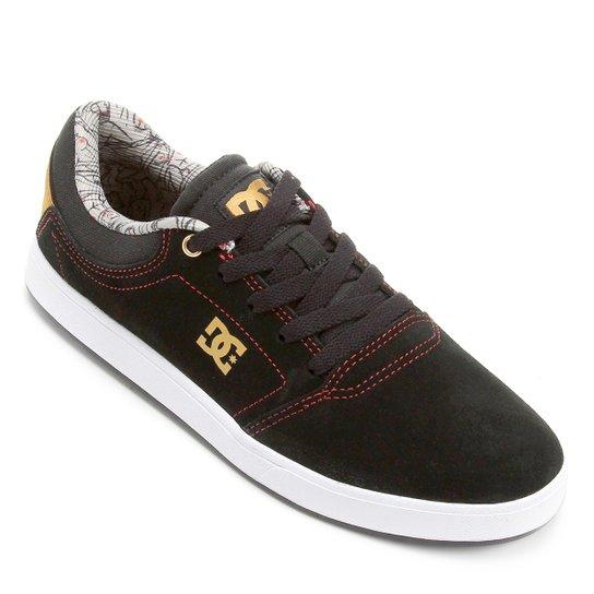 462609054f6 Tênis Dc Shoes Crisis LA Masculino - Preto - Compre Agora